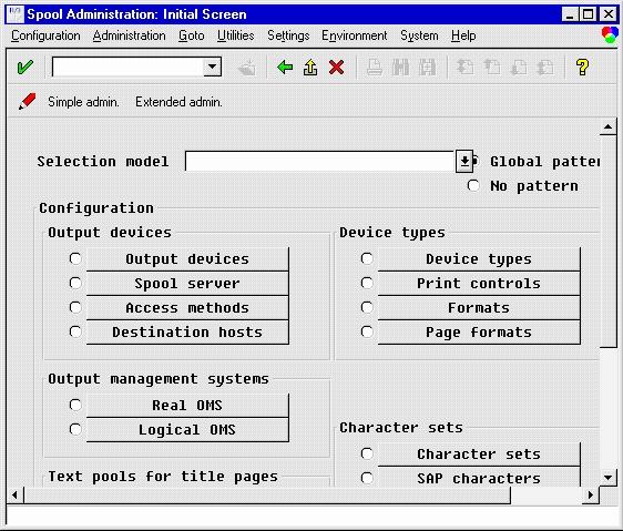 Prepare SAP Device Type for PlanetPress Design